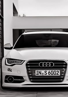 Audi RS6- I Love....Love....Love this car!!