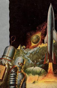 Robert Schulz - Sands Of Mars, 1954.
