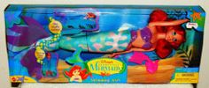 The Little Mermaid Swimming Ariel doll