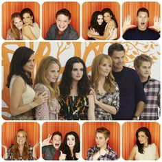 Switched at Birth Cast (ABC Family)