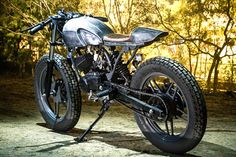 Yamaha RX135 Cafe Racer by Bull City CustomsNone