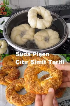 Pizza Pastry, Good Food, Yummy Food, Breakfast Items, Arabic Food, Turkish Recipes, Beignets, Yummy Appetizers, Food Dishes