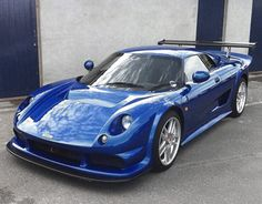 Noble M12 GTO  The M12 GTO is a small volume sports car created by Noble sports cars based in the UK. The designer, Lee Noble who had previous experience designing sports cars was helped by the financial backer Tony Moy, in bringing the car to market.
