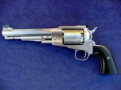 .50 cal Revolver