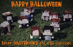 Zombie Foldables are on the loose!