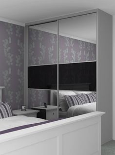 Guest room - £506.93 - 3 door, (no end panel) 2230x2330 Spaceslide.co.uk