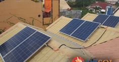 Do you know the positive side of solar panel installation in your house? Then stay with us and follow our posts.