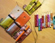 Helmi Coenders: Kleine krabbel kit van leer