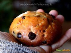 I PANGOCCIOLI MORBIDISSIMI DI LULLY  #ricette #food #recipes