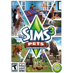 The Sims 3: Pets Expansion Pack [Mac/PC]