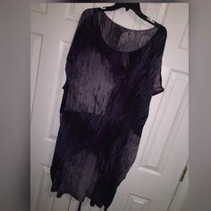 Size 26 purple dress Size 26 purple dress (willing to except reasonable offers) Beverly drive Dresses