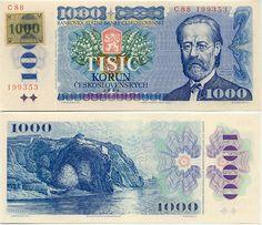 czech republic currency   Czechia - Czech Korun Currency Bank Notes - Czech Republic Image ...