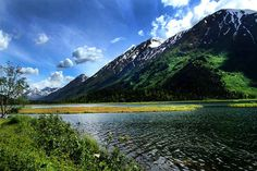 It's a place on Earth. | 20 Photos That Prove Alaska Is Pure Bliss In The Summertime