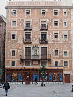 Casa del Gremi de Revenedors.