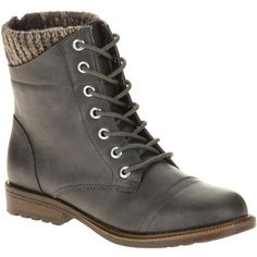 Faded Glory Women's Sweater Boot -Exclusive Color - Walmart.com