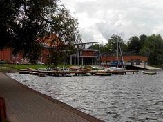 Szczecinek jezioro Poland