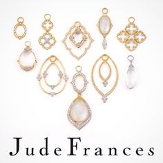 ✨JUDE FRANCES is making a personal appearance to showcase event exclusive pieces at Susan Robinson Jewelry FRIDAY, November 4! Don't miss out!✨
