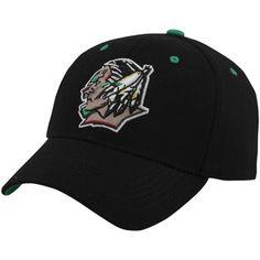 Top of the World North Dakota One-Fit Hat - Black