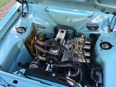 This ford escort in rare nordic blue! Escort Mk1, Ford Escort, Ford Motorsport, Ford Rs, Volvo 240, Classic Car Restoration, Ford Capri, Ford Classic Cars, Car Goals