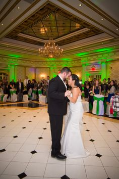 Beautiful Couple!  | Rock the Aisle Bridal | NJ Bridal Shows| Full list of shows: www.rocktheaislebridal.com |  #rtabridal #njweddings #bestnjphotographers #firstdance
