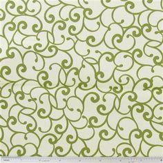 APT1-32 Squash Blossom Swirls fabric $6.99