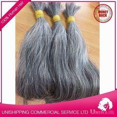 High quality natural human grey hair - Album on Imgur