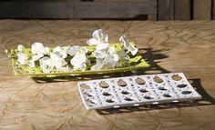 IMAX Lattice Ceramic Tray - Set of 2 – Modish Store