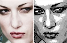 Turning a photo into a line drawing in Photoshop