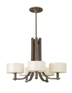 Find Murray Feiss F2405/5CB-FBA in Corinthian Bronze at EliteFixtures.com. This item is priced at $254.70 and all Murray Feiss products ship free at $39.