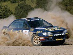 Subaru Impreza 555 - WRC 1994