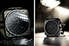 Bell & Ross by Pol Baril