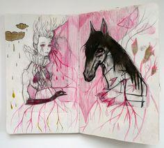 Liza Corbett: The Nightmare Sketchbook