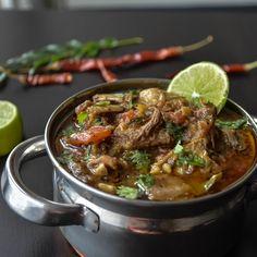 Kadai Ghost / Lamb Curry