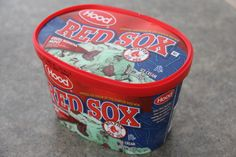 Red Sox AND Hood Ice Cream!