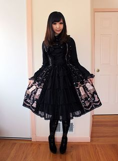 daily_lolita: AATP & some past outfits (*^*)b