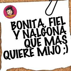 Que mas! :D