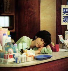 """seikakuyoshiko: """"yobaretetobidete: あーーーなるほどねーーこれはうまいなぁ """" 生駒里奈 """" """""""