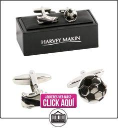 Gifts For Him Harvey Makin - Gemelos para camisa, diseño de bota y de balón de fútbol  ✿ Joyas para niños - Regalos ✿ ▬► Ver oferta: https://comprar.io/goto/B0045OREO2