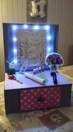 Make - up tafel