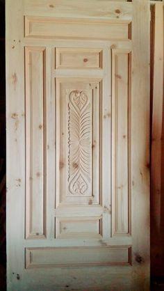 Home Door Design, Front Door Design Wood, Grill Door Design, Wood Front Doors, Wooden Door Design, Exterior Front Doors, Main Door Design, Entry Way Design, Wooden Room
