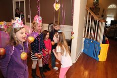 My Little Pony Party Game - Applejacks wild Apple Orchard
