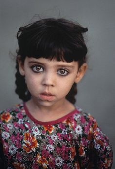 photographed by Steve McCurry