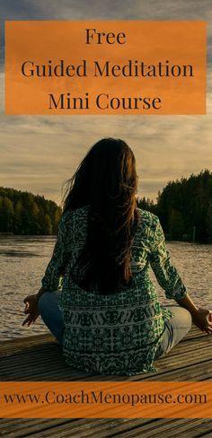 Free Guided Meditation Mini Course | Mindfulness | Meditation | Self-Care