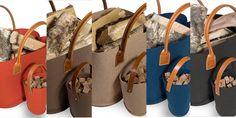FOR HER | Harrie Leenders Tass Wood Storage Bag  £24.50 from www.robeys.co.uk