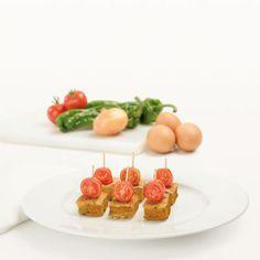Para obtener una preparación esponjosa, de nuestra Tortilla Mediterránea  debes añadir una clara de huevo a punto de nieve a la preparación #tortilla #Protéifine de tu elección antes de cocinarla.