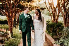 Elegant and classy garden wedding at Clark Gardens. Photo Credit: The Burrow Clark Gardens, Wedding Things, Garden Wedding, Photo Credit, Channel, Classy, Elegant, Wedding Dresses, Fashion