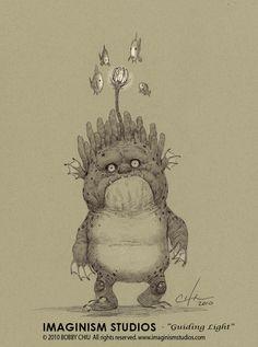 Guiding Light by imaginism.deviantart.com
