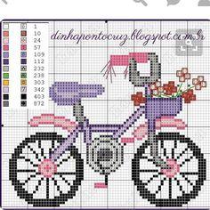 Mini Cross Stitch, Cross Stitch Samplers, Cross Stitch Charts, Cross Stitch Designs, Cross Stitching, Cross Stitch Patterns, Ribbon Embroidery, Cross Stitch Embroidery, Embroidery Patterns