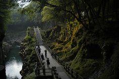 KYUSHU - Takachiho Gorge