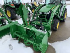 Frontier SB2164 - Farm Tractor Mounted Snow Blowers - John Deere MachineFinder Used Farm Tractors, Small Tractors, John Deere Compact Tractors, John Deere Tractors, John Deere 955, John Deere Equipment, Monster Trucks, Dads, Snow